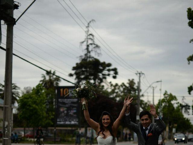 El matrimonio de Felipe Esteban  y María Paz  en San Bernardo, Maipo 30