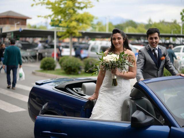 El matrimonio de Felipe Esteban  y María Paz  en San Bernardo, Maipo 32