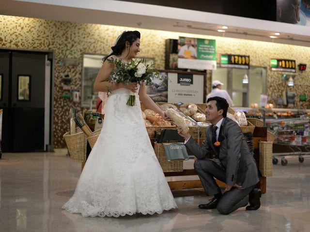 El matrimonio de Felipe Esteban  y María Paz  en San Bernardo, Maipo 36
