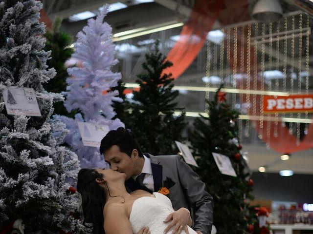 El matrimonio de Felipe Esteban  y María Paz  en San Bernardo, Maipo 39