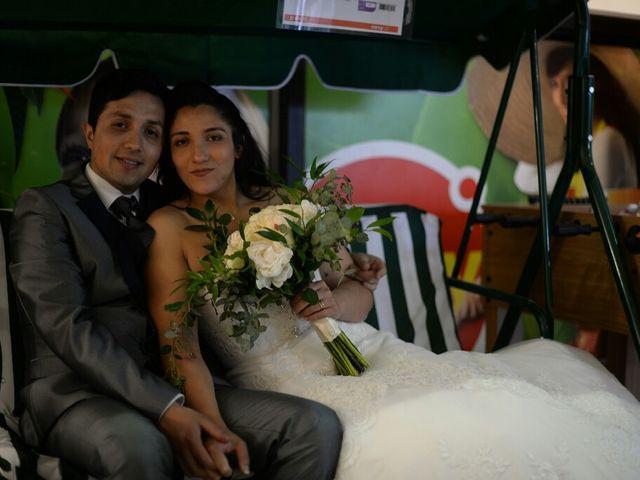 El matrimonio de Felipe Esteban  y María Paz  en San Bernardo, Maipo 43