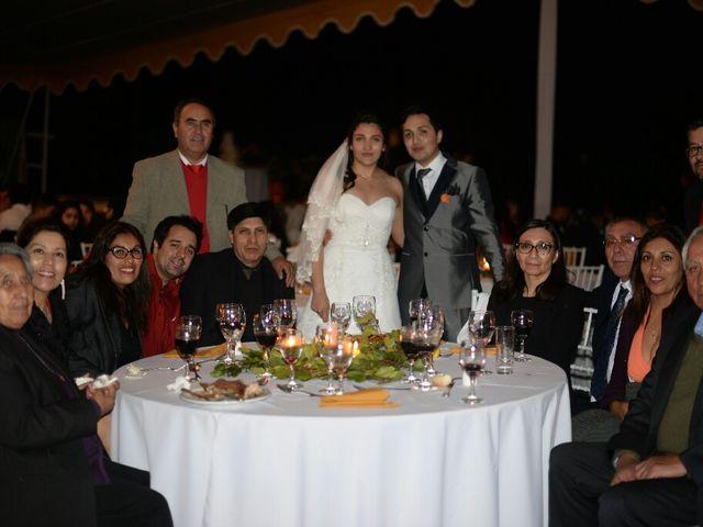 El matrimonio de Felipe Esteban  y María Paz  en San Bernardo, Maipo 50