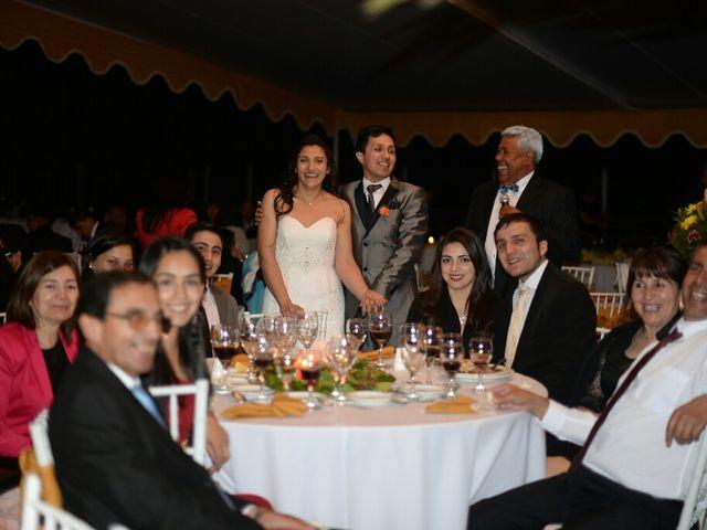 El matrimonio de Felipe Esteban  y María Paz  en San Bernardo, Maipo 51