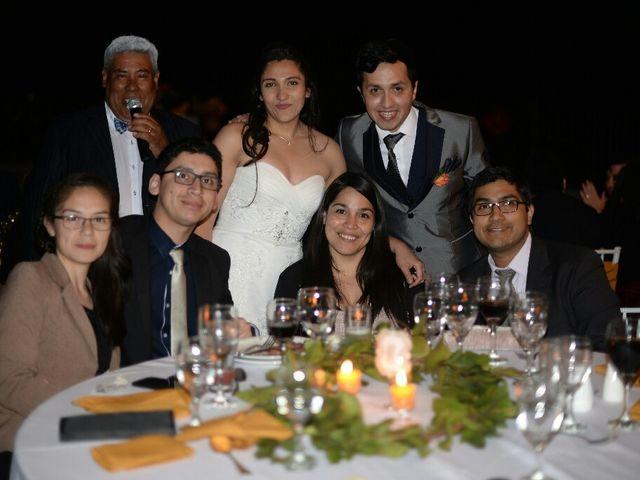 El matrimonio de Felipe Esteban  y María Paz  en San Bernardo, Maipo 52