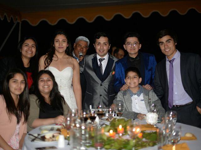 El matrimonio de Felipe Esteban  y María Paz  en San Bernardo, Maipo 53