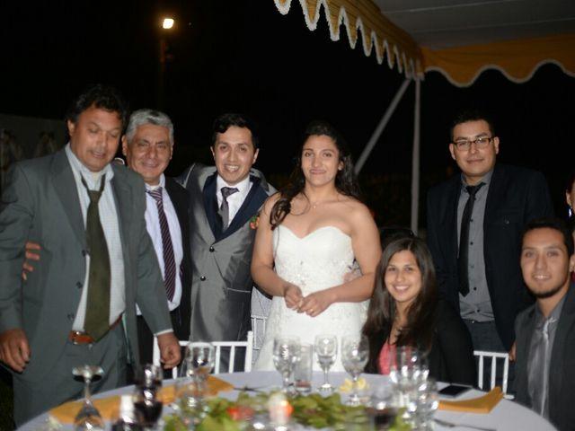 El matrimonio de Felipe Esteban  y María Paz  en San Bernardo, Maipo 54