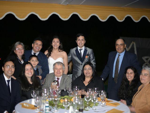 El matrimonio de Felipe Esteban  y María Paz  en San Bernardo, Maipo 56