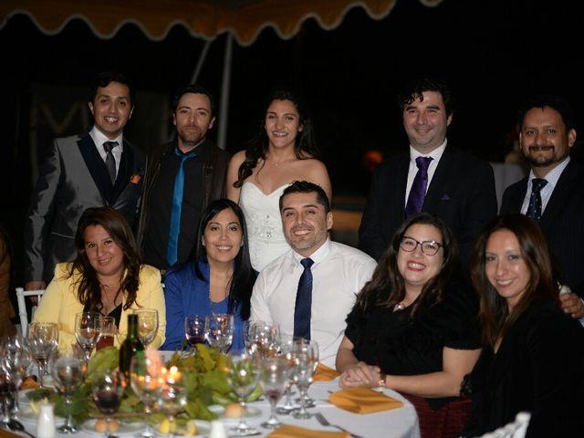 El matrimonio de Felipe Esteban  y María Paz  en San Bernardo, Maipo 57