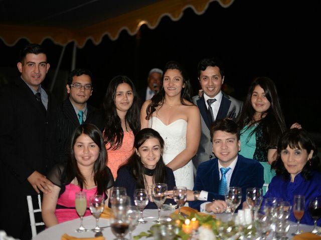 El matrimonio de Felipe Esteban  y María Paz  en San Bernardo, Maipo 58