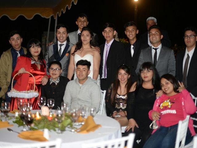 El matrimonio de Felipe Esteban  y María Paz  en San Bernardo, Maipo 59