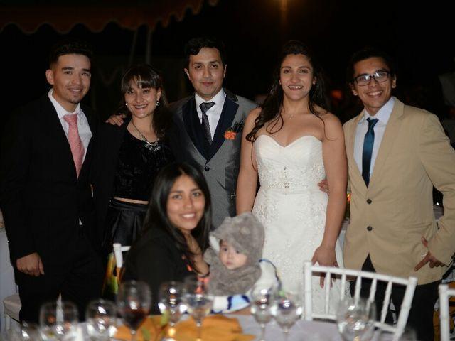 El matrimonio de Felipe Esteban  y María Paz  en San Bernardo, Maipo 60