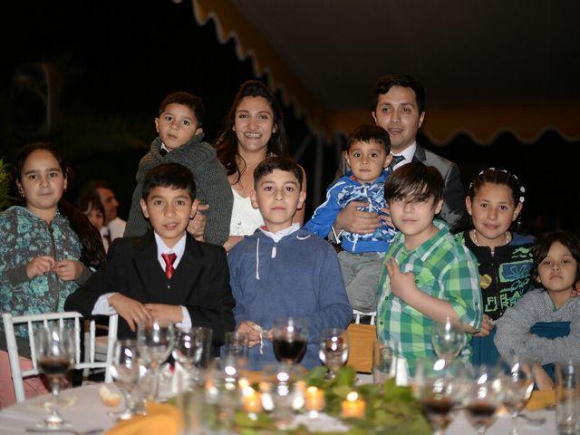 El matrimonio de Felipe Esteban  y María Paz  en San Bernardo, Maipo 62