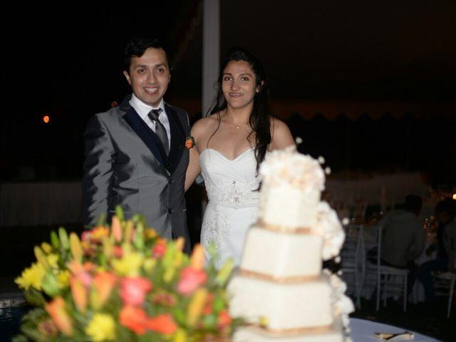 El matrimonio de Felipe Esteban  y María Paz  en San Bernardo, Maipo 63