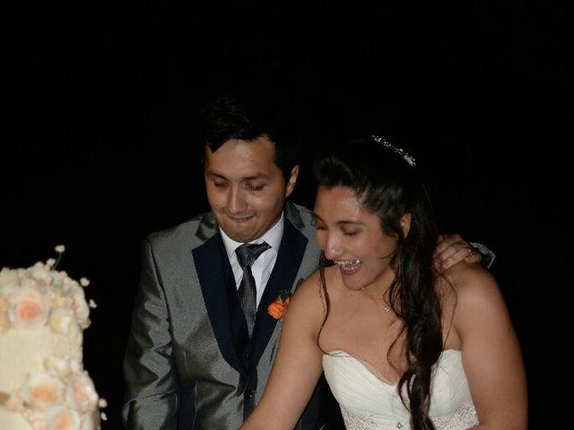 El matrimonio de Felipe Esteban  y María Paz  en San Bernardo, Maipo 64
