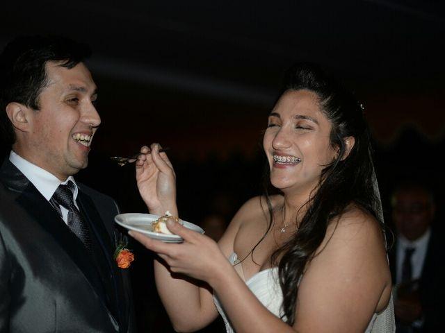 El matrimonio de Felipe Esteban  y María Paz  en San Bernardo, Maipo 65