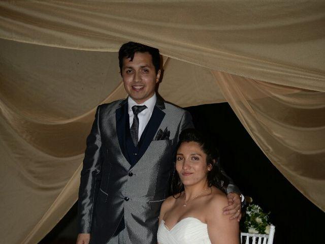 El matrimonio de Felipe Esteban  y María Paz  en San Bernardo, Maipo 76