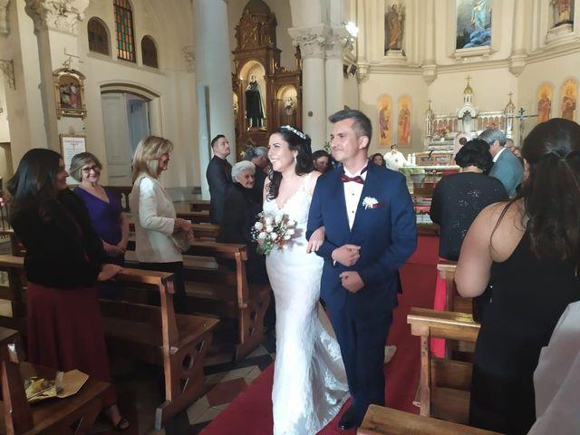 El matrimonio de Álvaro y Paola