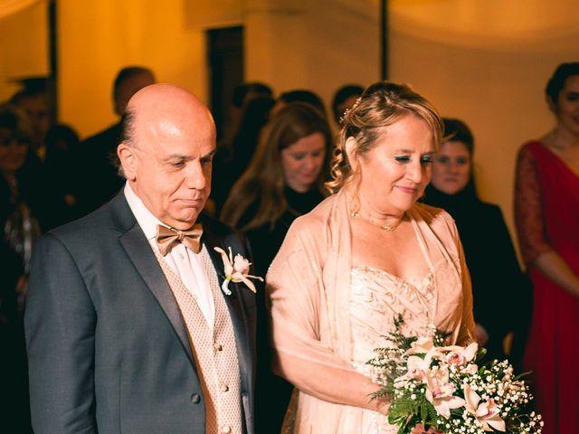 El matrimonio de Mario y María Mercedes en Las Condes, Santiago 12