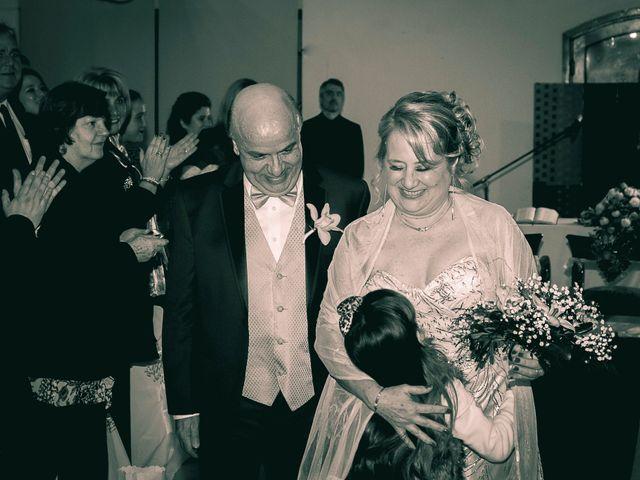 El matrimonio de Mario y María Mercedes en Las Condes, Santiago 17