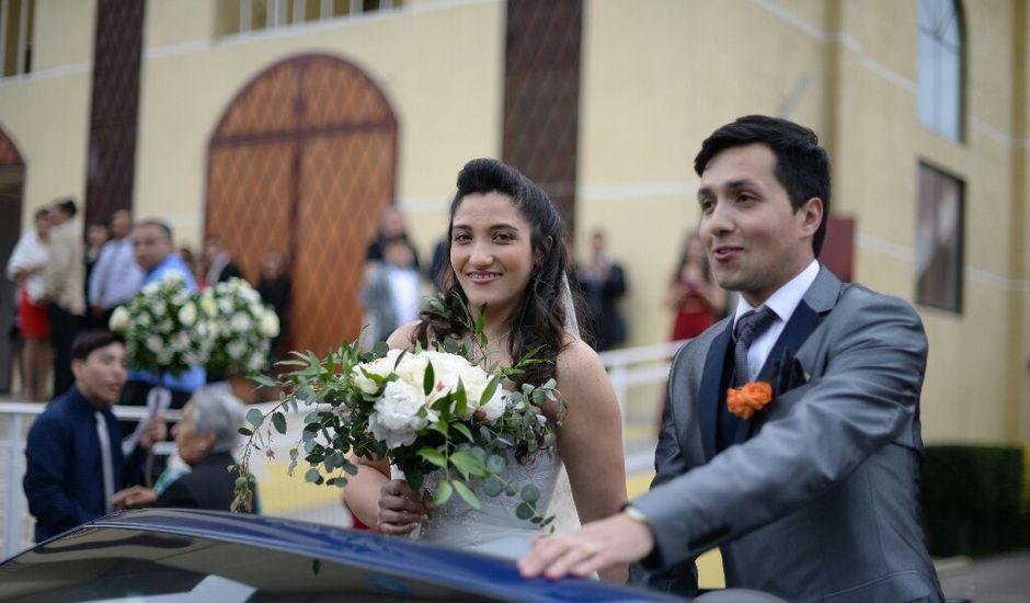 El matrimonio de Felipe Esteban  y María Paz  en San Bernardo, Maipo