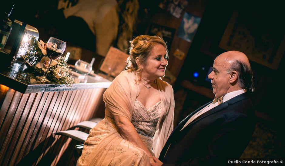 El matrimonio de Mario y María Mercedes en Las Condes, Santiago