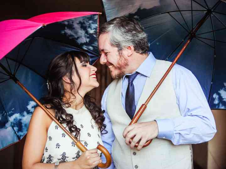 El matrimonio de Francisca y Ricky