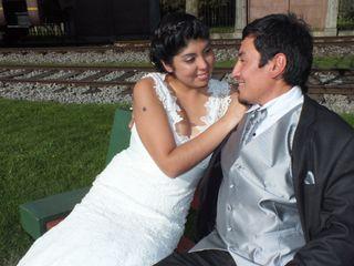 El matrimonio de Claudia y Danilo