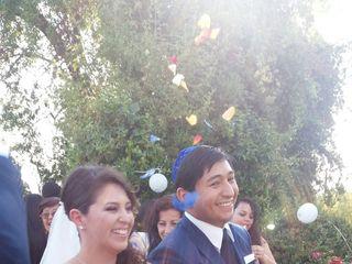 El matrimonio de Natalia  y Eduardo 1