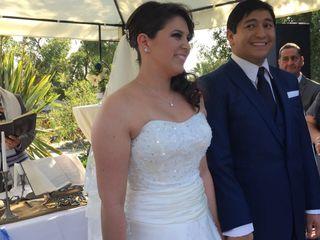 El matrimonio de Natalia  y Eduardo 2
