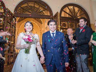 El matrimonio de Gabriela y Juan Pablo 1