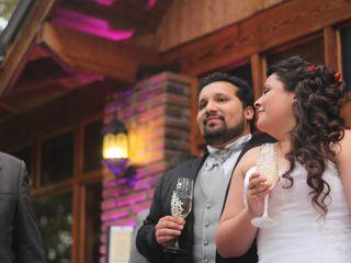 El matrimonio de Francia  y Rodrigo