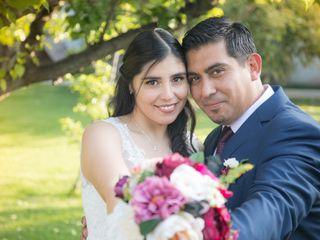 El matrimonio de Beatriz y Alexis