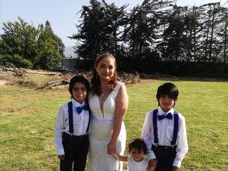 El matrimonio de Giselle y Mauricio 1