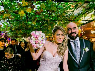 El matrimonio de Juliette y Mauricio