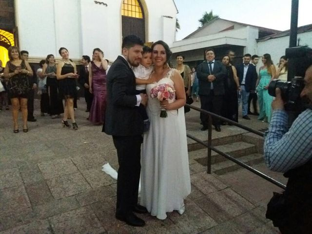 El matrimonio de Constanza y Edison