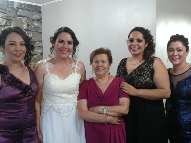 El matrimonio de Edison y Constanza en San Bernardo, Maipo 1