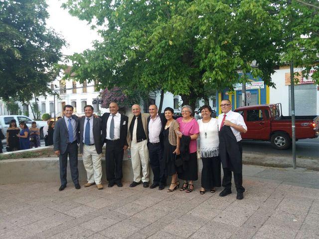 El matrimonio de Edison y Constanza en San Bernardo, Maipo 4
