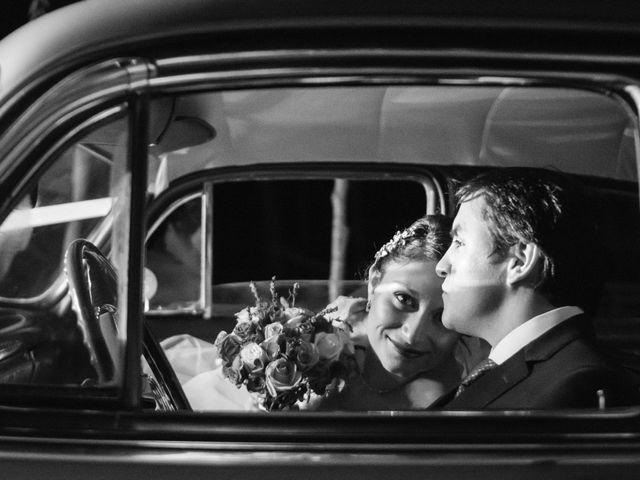 El matrimonio de Gabriela y Juan Pablo