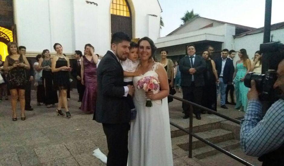 El matrimonio de Edison y Constanza en San Bernardo, Maipo
