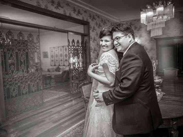 El matrimonio de Melisa y Daniel