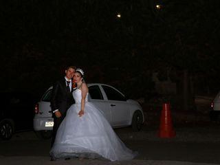 El matrimonio de Carolina  y Daniel