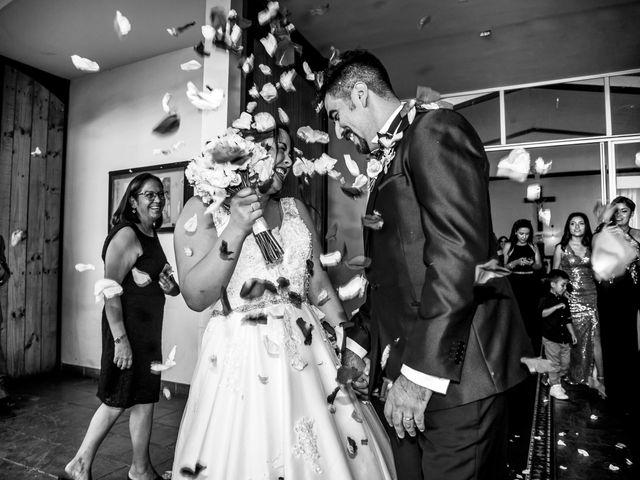 El matrimonio de Kathy y Javier