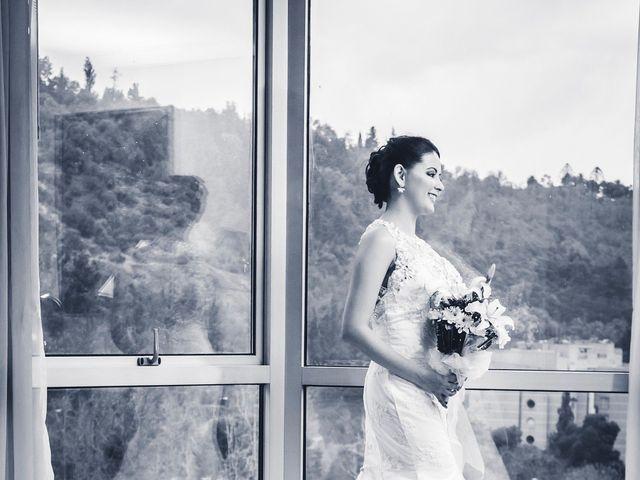 El matrimonio de Carlos y Elizabeth en Providencia, Santiago 9