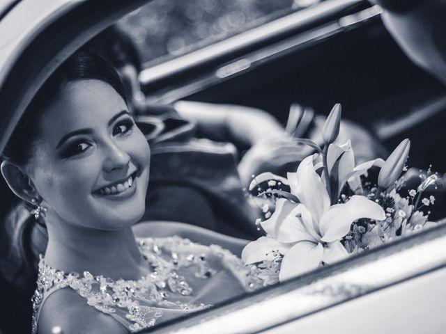 El matrimonio de Carlos y Elizabeth en Providencia, Santiago 12