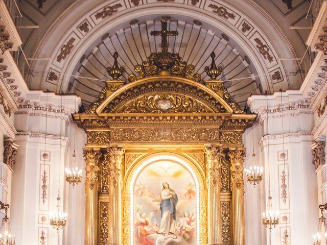 El matrimonio de Carlos y Elizabeth en Providencia, Santiago 15