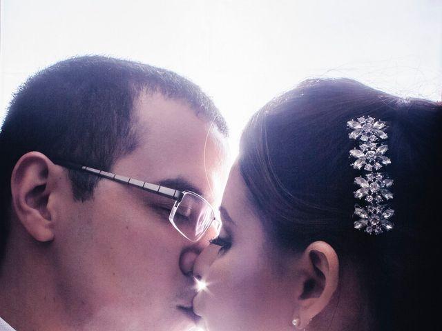 El matrimonio de Carlos y Elizabeth en Providencia, Santiago 18