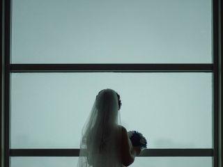 El matrimonio de Evelyn y Juan 3