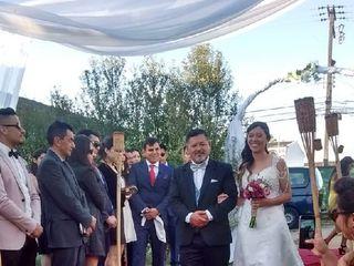 El matrimonio de Lore y Yerko 2
