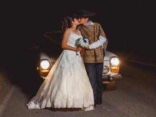 El matrimonio de Carola y Gonzalo