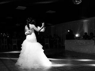 El matrimonio de Daniela y Sebastián 1